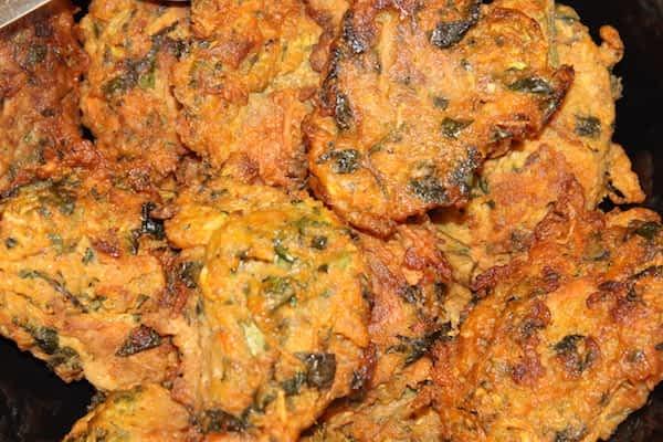 galette de legume Muçver